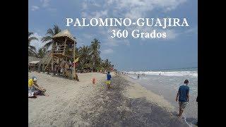 360º Palomino La Guajira Colombia - tropical Paradise travel