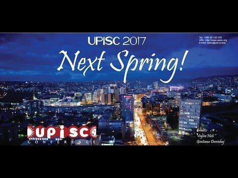 University of Prishtina International Student Conference 2016