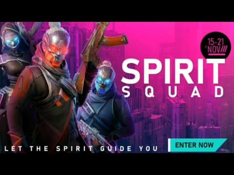 pacote espirito escarlate free fire    Free fire new Event get Spirit Squad bundles