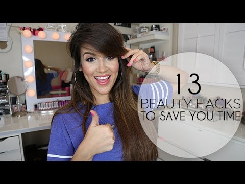 13 Beauty Hacks thumbnail