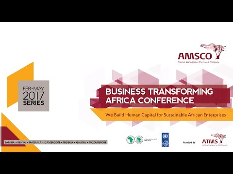 LIve Stream of Business Transforming Africa Conference