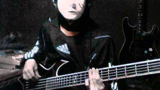 TRIVIUM 34 Built To Fall 34 Bass Cover