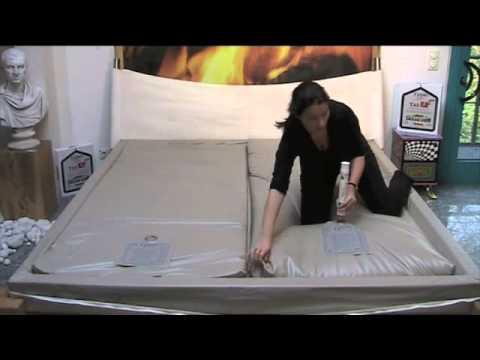 Fabulous Wasserbett entlüften - YouTube QG01