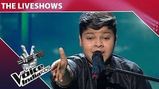Bhanu Pratap Singh | Performs On Bhar Do Jholi Meri | The Voice India Kids | Episode 18