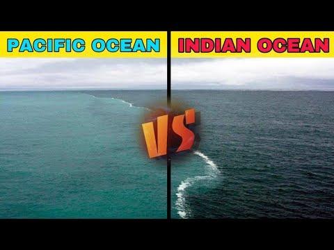 PACIFIC OCEAN VS INDIAN OCEAN FULL COMPARISON || दोनों महासागरो को पूरा जानो