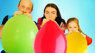 Color Ballons Song | Nursery Rhymes & Kids Songs