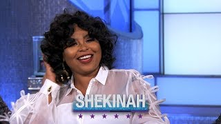 Wednesday on 'The Real': Guest Co-Host Shekinah, Plus Loni