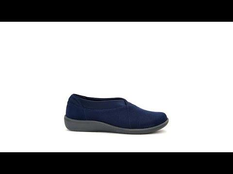 ce04e900ac Copper Fit Restore SlipOn Shoe - YouTube
