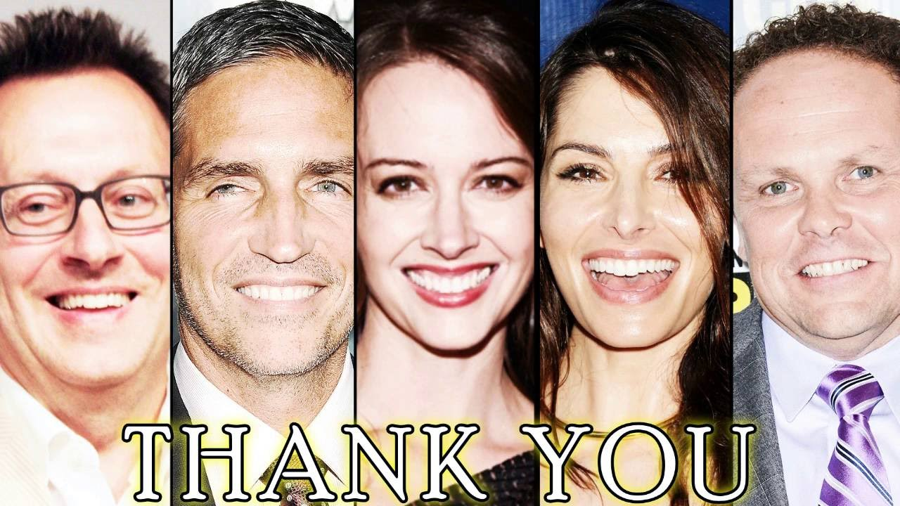 Person Of Interest cast | thank you