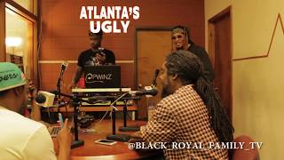 HIGHLY UNIQUE RADIO INTERVIEW WITH REALITY AND J PLUG OF ATLANTA'S UGLY(Atlanta base webseries)