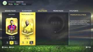 FIFA 15: Ultimate Team   Availlaan Pakkoja   osa: 1