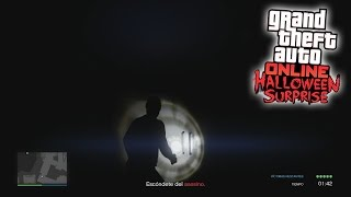 100% OSCURIDAD TOTAL - EL ASESINO GTA V ONLINE