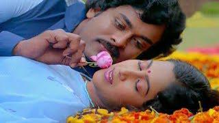 Abhilasha Video Songs - Urakalai Godavari - Chiranjeevi, Raadhika