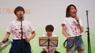 2018-07-14 トライシグナル アコースティックライブ 場所:エミフルMASAKI 曲:Life Never Stops トライシグナルが今年6月に初めて出したCDより。 ※原則撮影禁止だが、 ...
