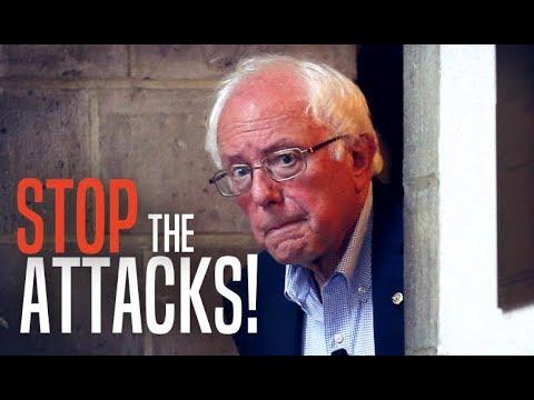 "Bernie Sanders Blasts the DCCC's ""Appalling"" Attack on Progressives"