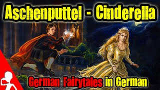 Aschenputtel / Cinderella | German Fairytales In German | Get Germanized