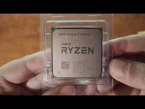 Процесор AMD Ryzen 5 3600X 3.8 GHz / 32 MB (100-000000022) sAM4 OEM