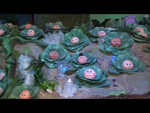 Cabbage Patch Kids: 5 Curious facts
