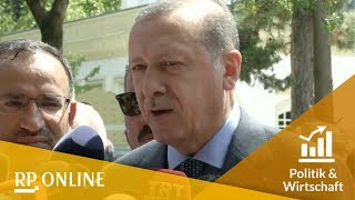 Erdogans Aufruf: Türken sollen nicht für Union, SPD und Grüne stimmen