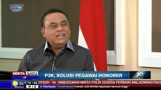 30 Minutes With Menteri PANRB Syafruddin P3K Solusi Pegawai Honorer 2