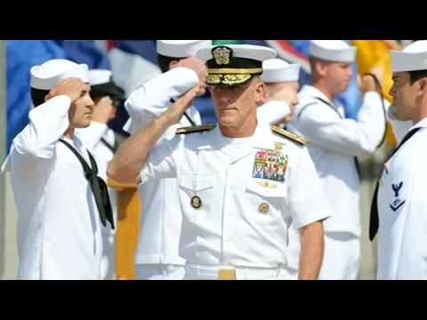 Retired three-star Admiral turns down National Security Adviser job