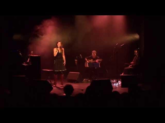 Flo Zink à la Scène Jemmapes le 21 octobre 2014  dans le cadre des soirées