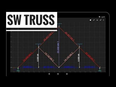 Solving truss problems in seconds    ENGINEERING MECHANICS