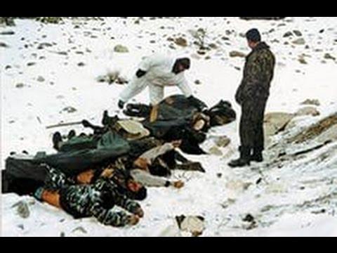 Как убивали чеченских главарей видео