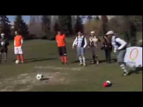 La Footgolf Cup 2014 fait une première escale dans les Yvelines