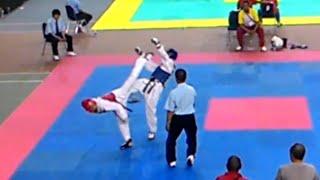 vuclip Bogor VS Sumbar Kejurnas PPLP  Taekwondo Indonesia 2015