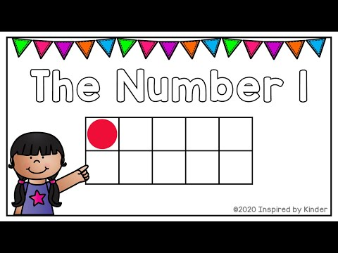 The Number 1 (Story/Number Talk)