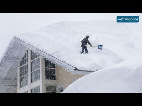 Noch mehr Schnee in den Alpen!