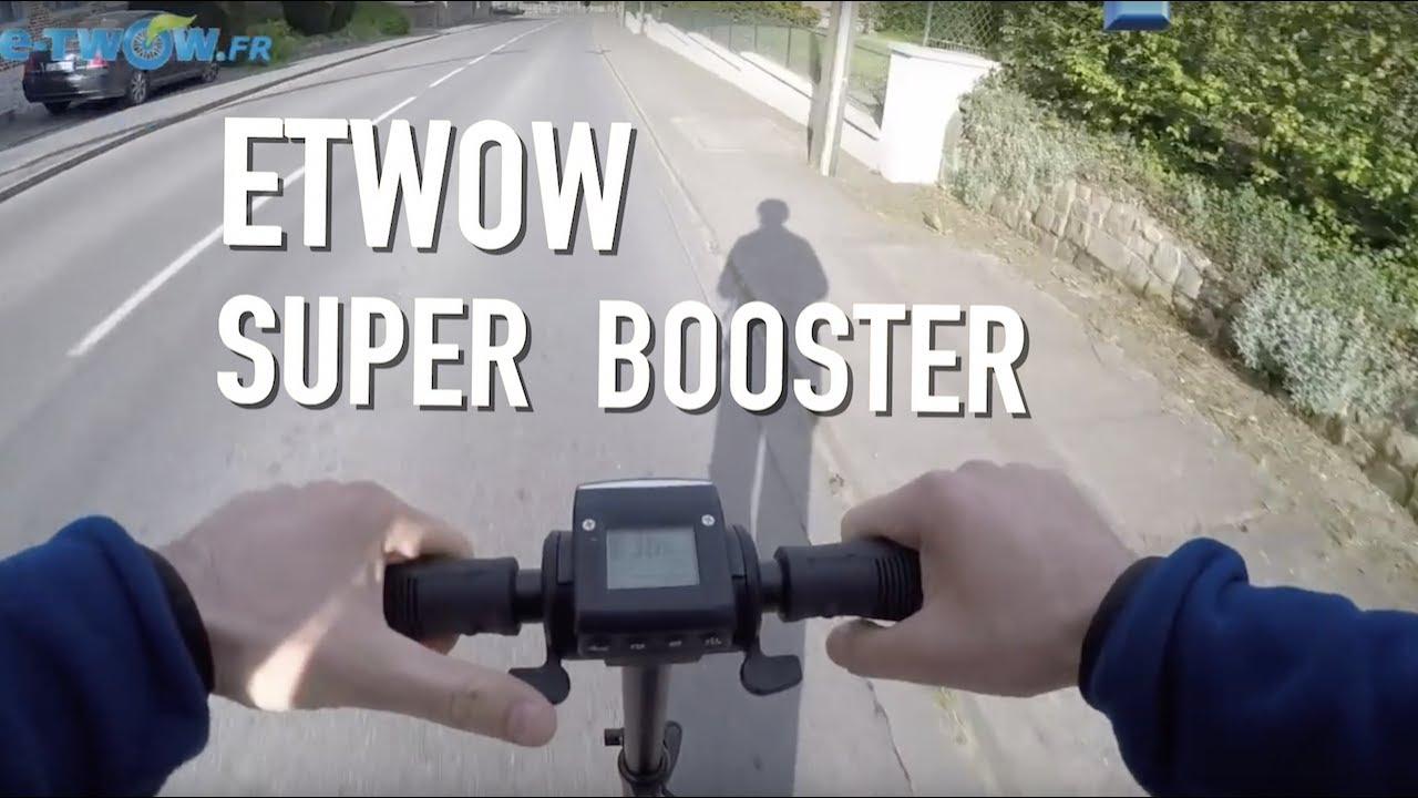 e.Twow SUPER BOOSTER - 36V - 10Ah