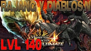 Vídeo Monster Hunter 4 Ultimate