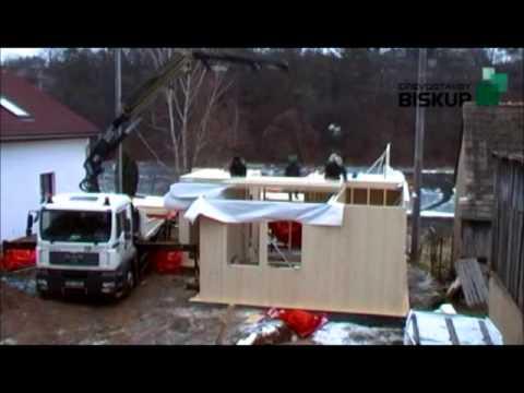 La construction d 39 une maison passive en bois est rapide et facile youtube - Maison passive en bois ...