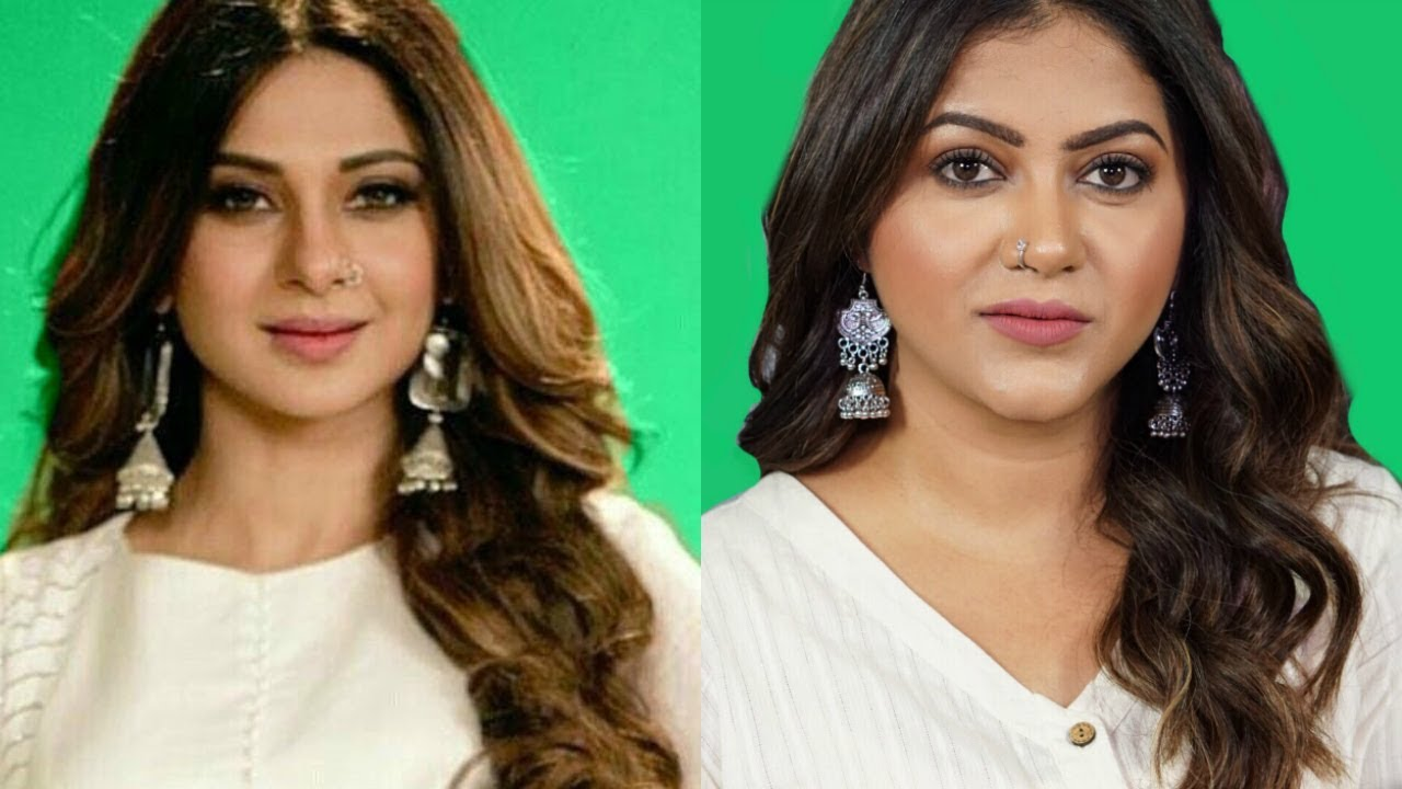 Jennifer Winget BEPANNAH (Zoya) Inspired Makeup & Hair ...