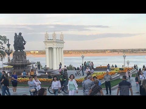 3D-Trip: Volgograd [Russia]. 2019-08-04