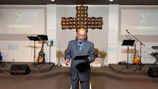 Redeemed From the Cuŗse of Poverty Part 2 by Dr. Walter Martinez