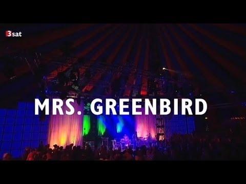 Mrs. Greenbird FULL CONCERT LIVE @ 3satfestival 08.11.2013