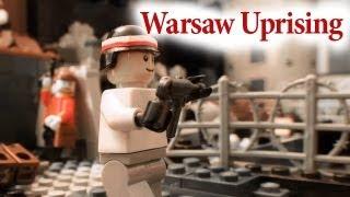 Lego Warsaw Uprising 1944 (Powstanie warszawskie)