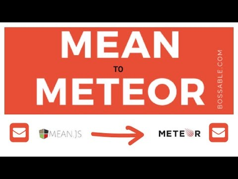 MEAN Stack to Meteorjs - Server Side Email ⋆ Bossable