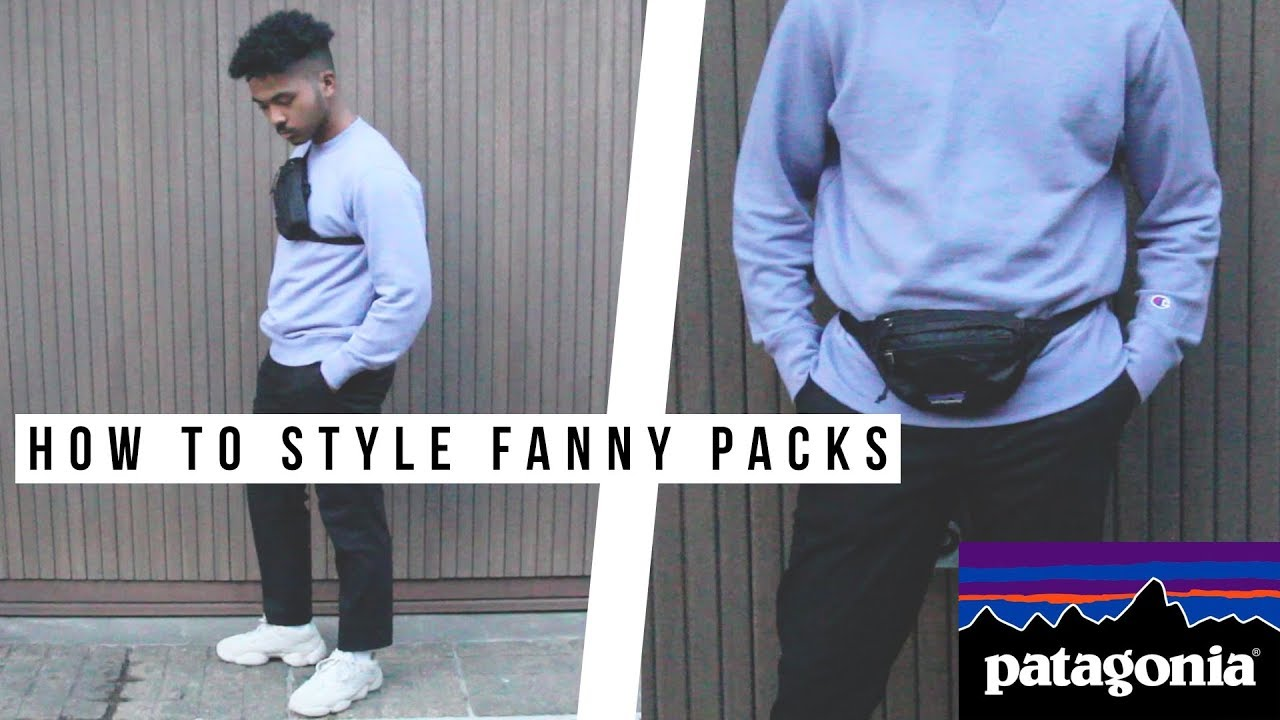 How To Style Fanny Packs || Patagonia Lightweight Travel Mini Hip Pack