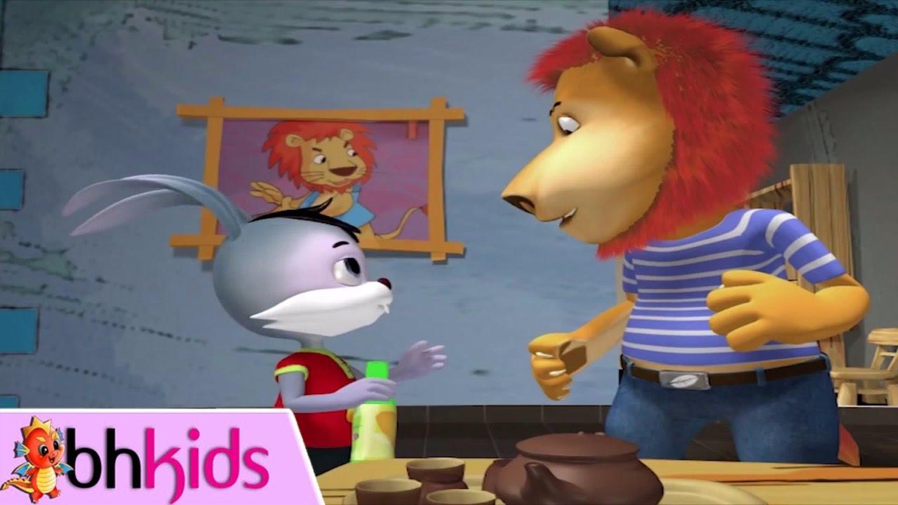 Đôi Bạn Thỏ – Chuyện thiếu nhi – Chuyện cổ tích – Phim hoạt hình