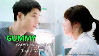 GUMMY - You Are My Everything (English Version)