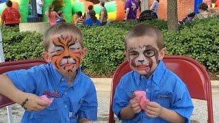 Hullabaloos Kidzone | Texas Reds Festival 2014