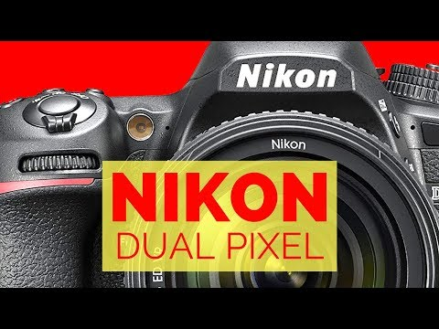 FIXING NIKON: NEW Nikon Dual Pixel AF Equivalent on 1st MIRRORLESS?