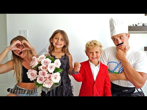 MINI JAKE PAUL & ERIKA GO ON THEIR FIRST DATE!! (CUTE)