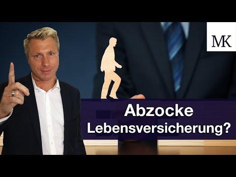 Lebensversicherung LEGALER BETRUG - Dreiste Abzocke der Versicherer ihrer Kunden! #FragMingers