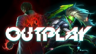 Repeat youtube video Instalok - Outplay ft. Lunity (Zedd, Alessia Cara - Stay PARODY)