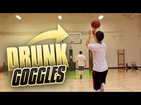 99.99% OF PEOPLE CANT MAKE THIS SHOT! *IMPOSSIBLE BASKETBALL CHALLENGE*
